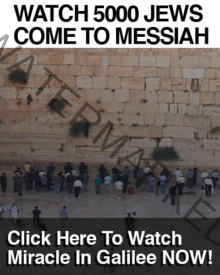 Watch 5000 Jews Come To Messiah