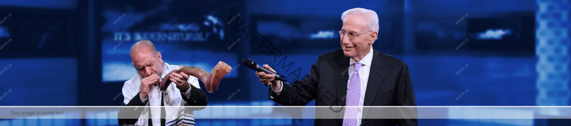 "Sid Roth is a Jewish believer in ""Yeshua"", the Messiah Jesus. His heart is to see his people, the Jewish people saved (Romans 10:1). He started the radio ministry ""Messianic Vision"" in the U.S. in 1977"